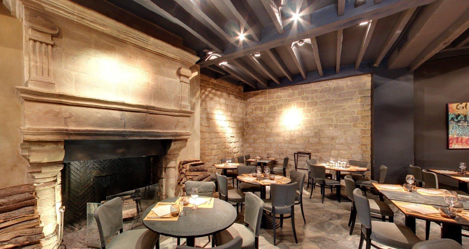 Repas entreprise Rôtisserie gastronomique Paris 5 restaurant groupe Paris 5