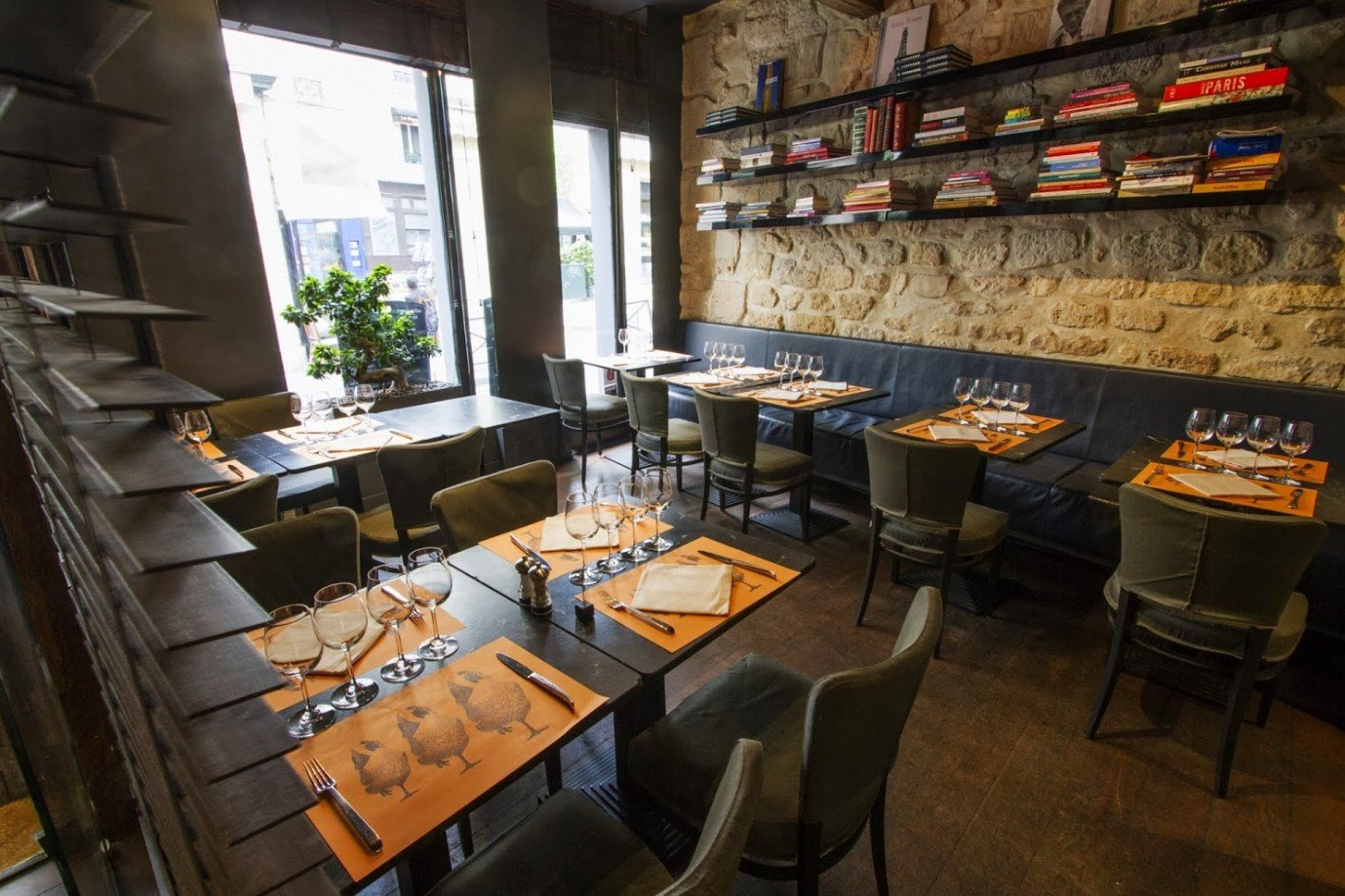 Restaurant Paris Atelier Maitre Albert