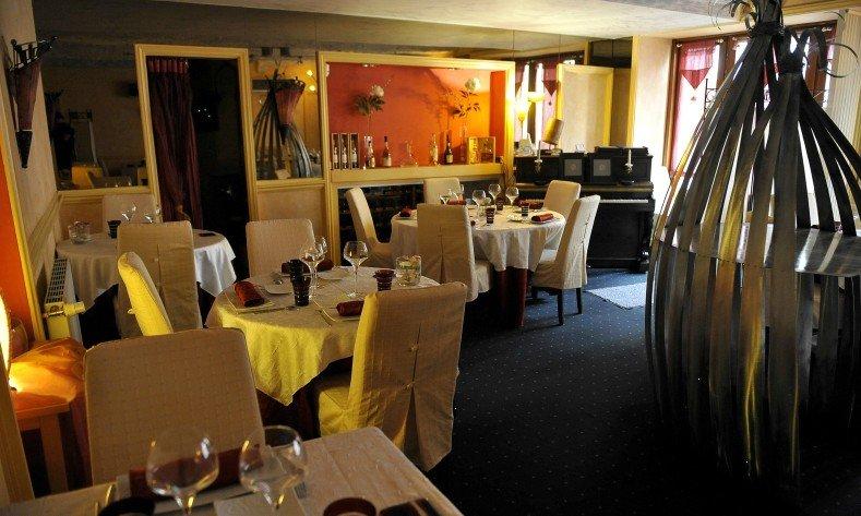 Restaurant Clermont-Ferrand Amphitryon Capucine