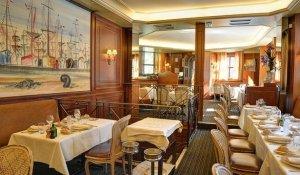Restaurant Paris La Marée Tentation