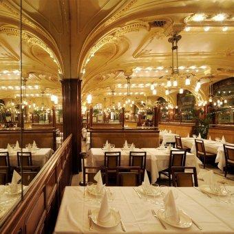 Votre repas d\'entreprise dans un bâtiment Art Nouveau à ...