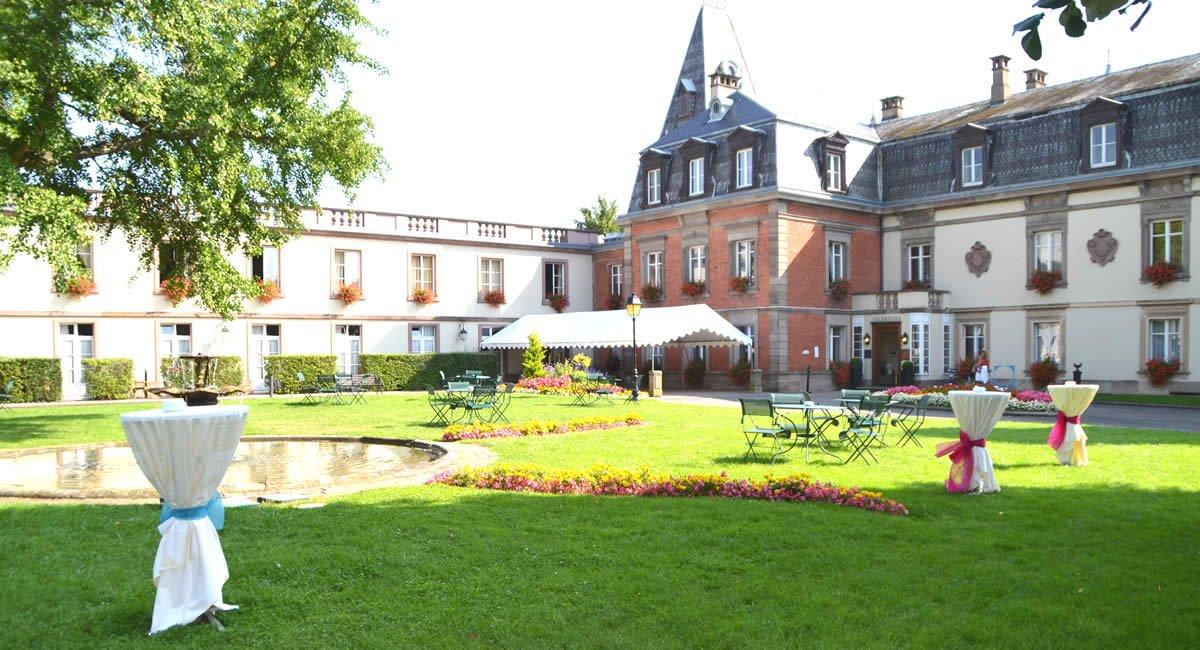 Château d'Isenbourg*****