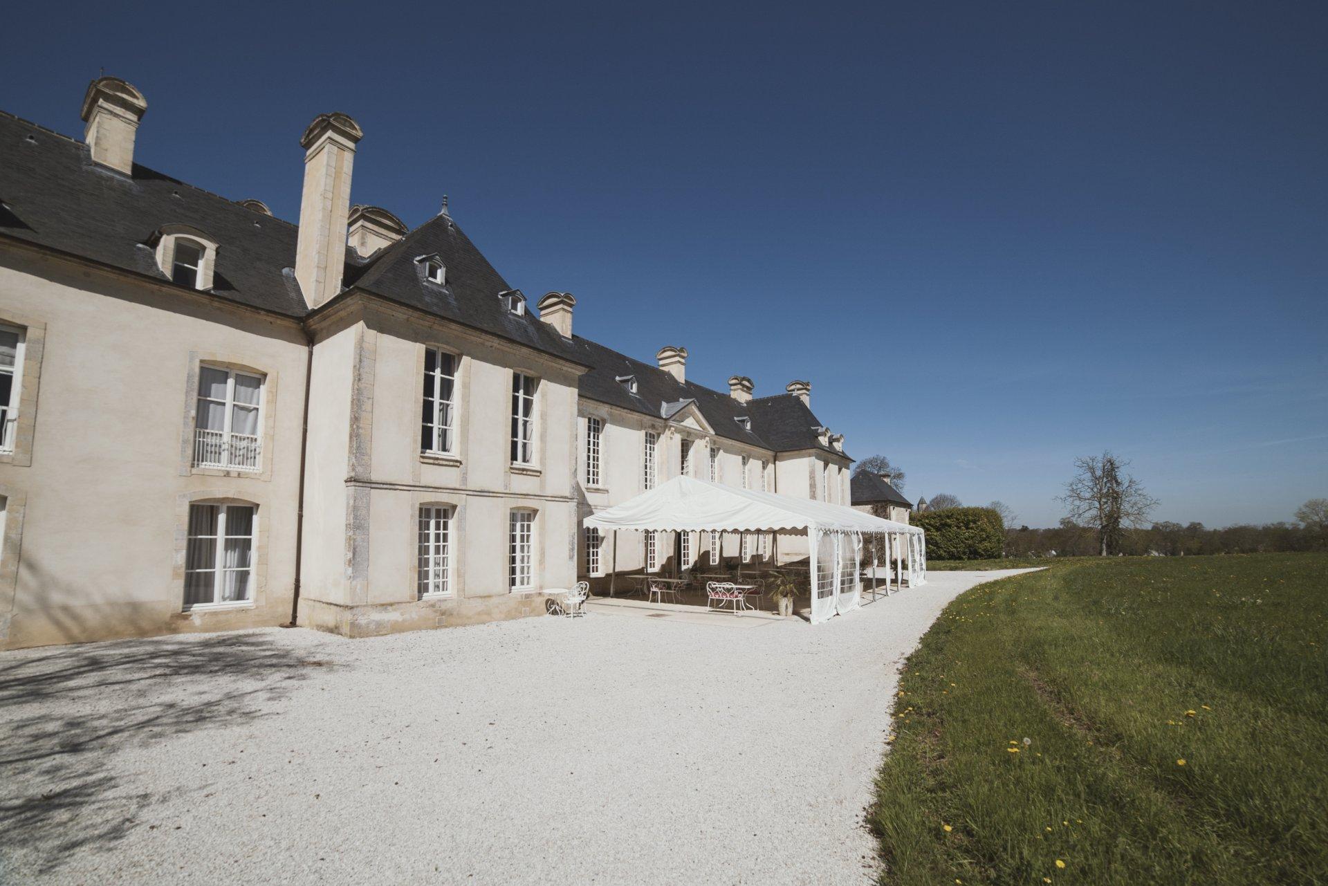 Restaurant Audrieu Le Séran, Château d'Audrieu