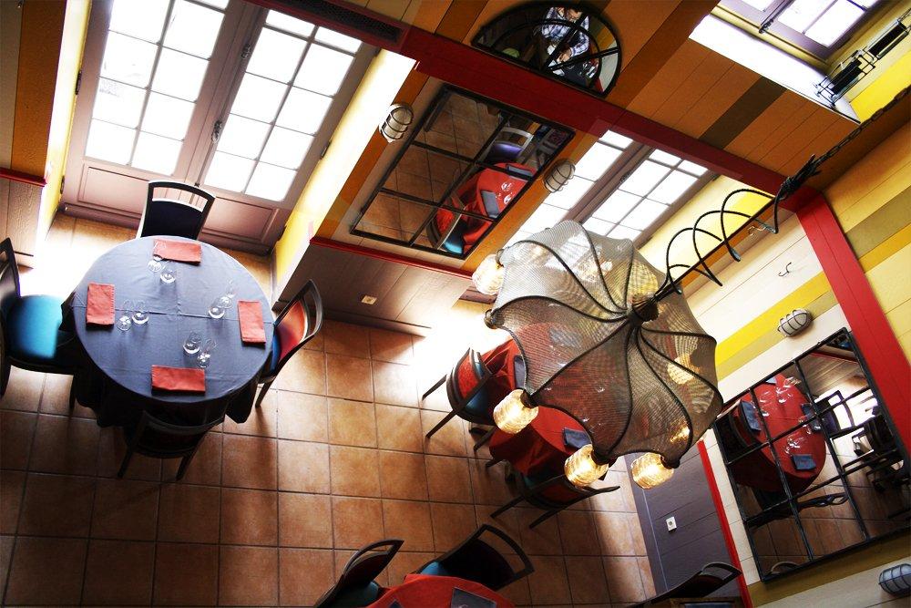 Restaurant insolite / à thème Paris 11 restaurant groupe Paris 11