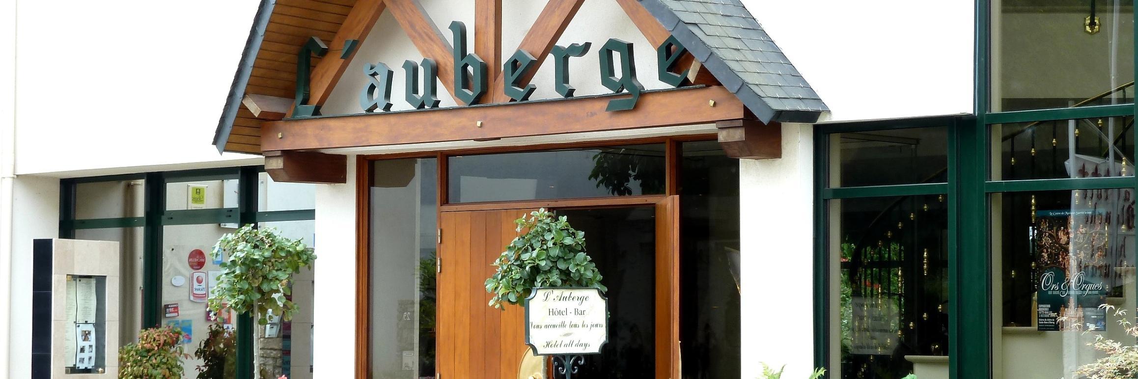 Restaurant Sainte-Anne d'Auray L'Auberge (56)