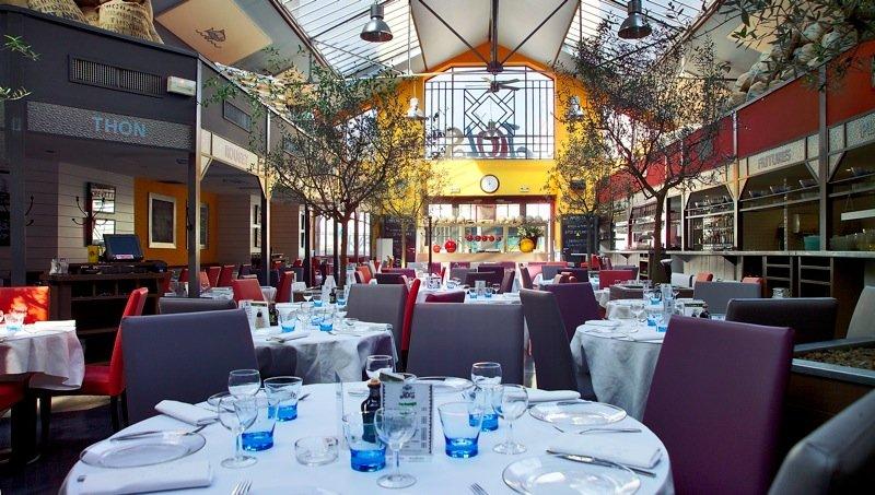Jols gerland lyon rh ne offrir cadeau restaurant - Restaurant tout le monde a table lyon ...