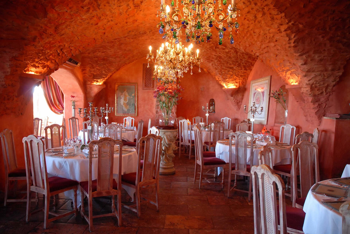 Restaurant Antibes Les Vieux Murs