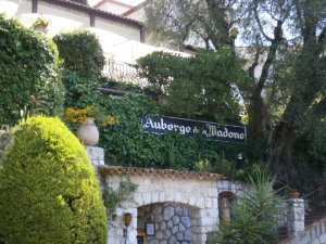 Restaurant Peillon-Village Auberge de la Madone, l'Authentique