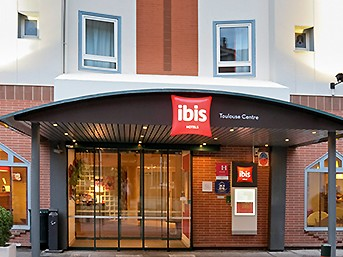 Ibis Toulouse Centre***