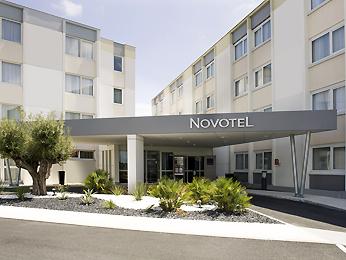 Novotel Bordeaux Lac****