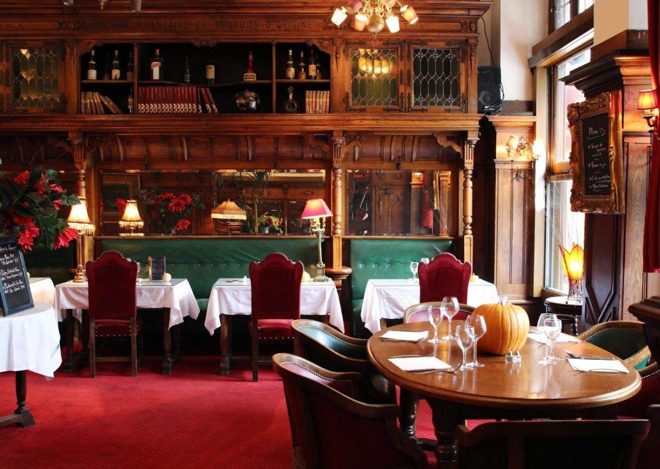 Restaurant Lyon Le Cintra
