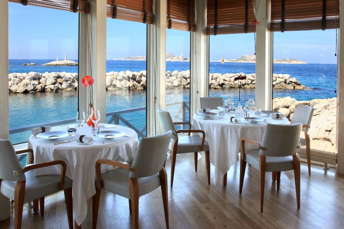 Restaurant Marseille L'Epuisette
