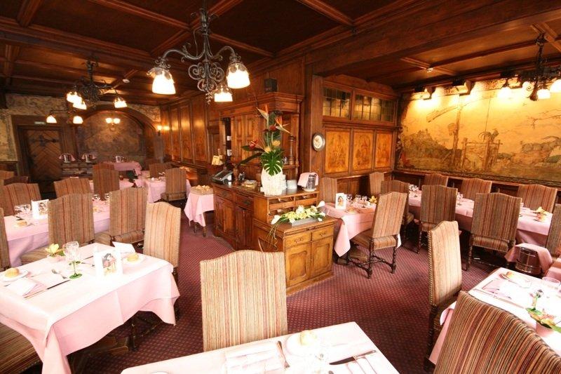 Restaurant Strasbourg La Maison Kammerzell