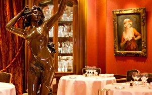 Restaurant Lyon Pierre Orsi