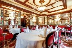Repas entreprise dans un cadre chaleureux restaurant groupe PARIS 1 75