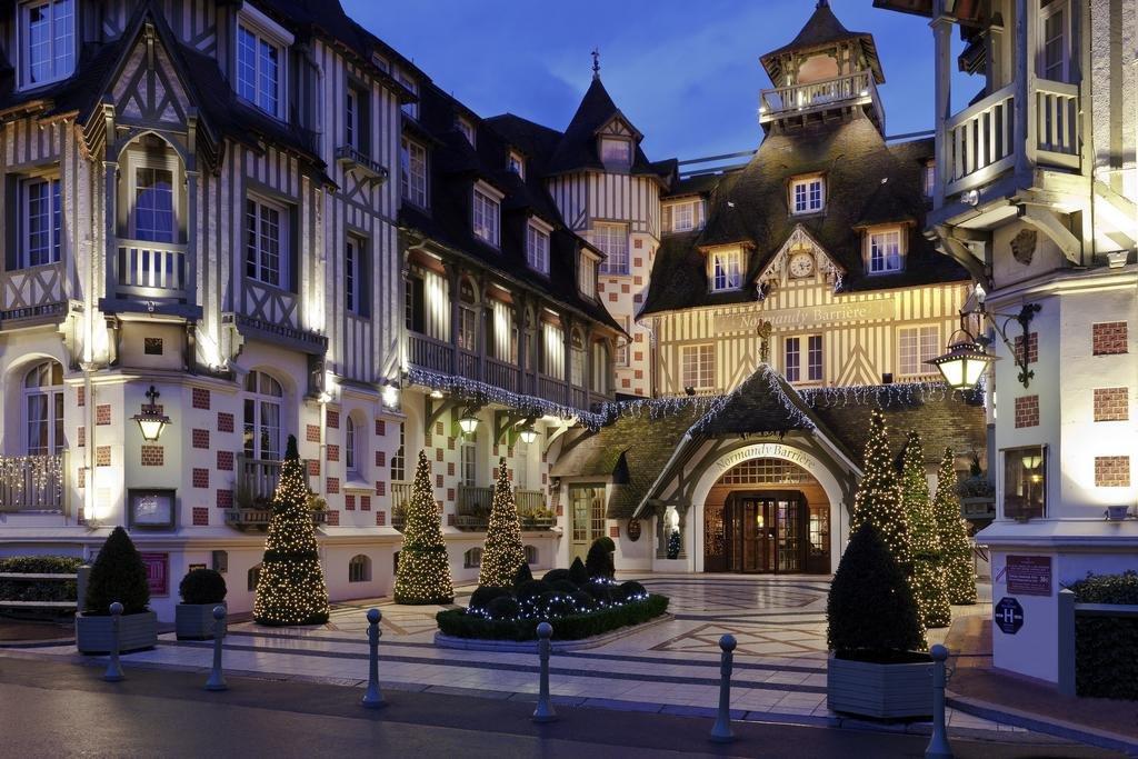 Hôtel Le Normandy Barrière Deauville*****