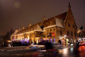 Restaurant Strasbourg L'Ancienne Douane