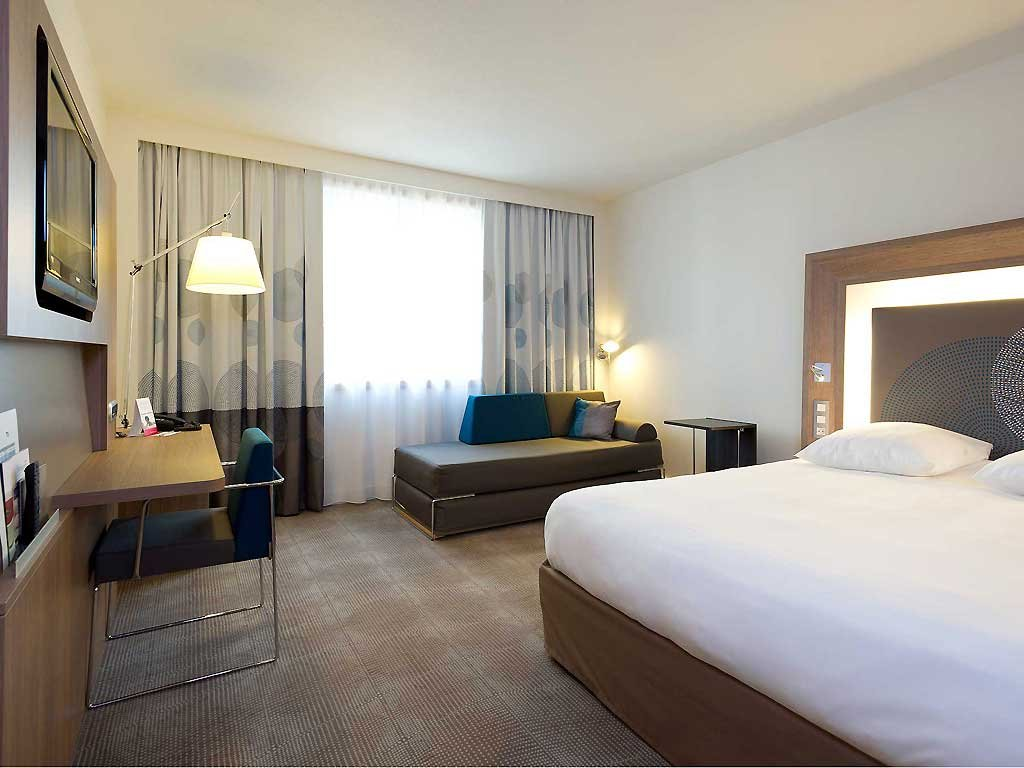 Novotel Brussels City Centre****