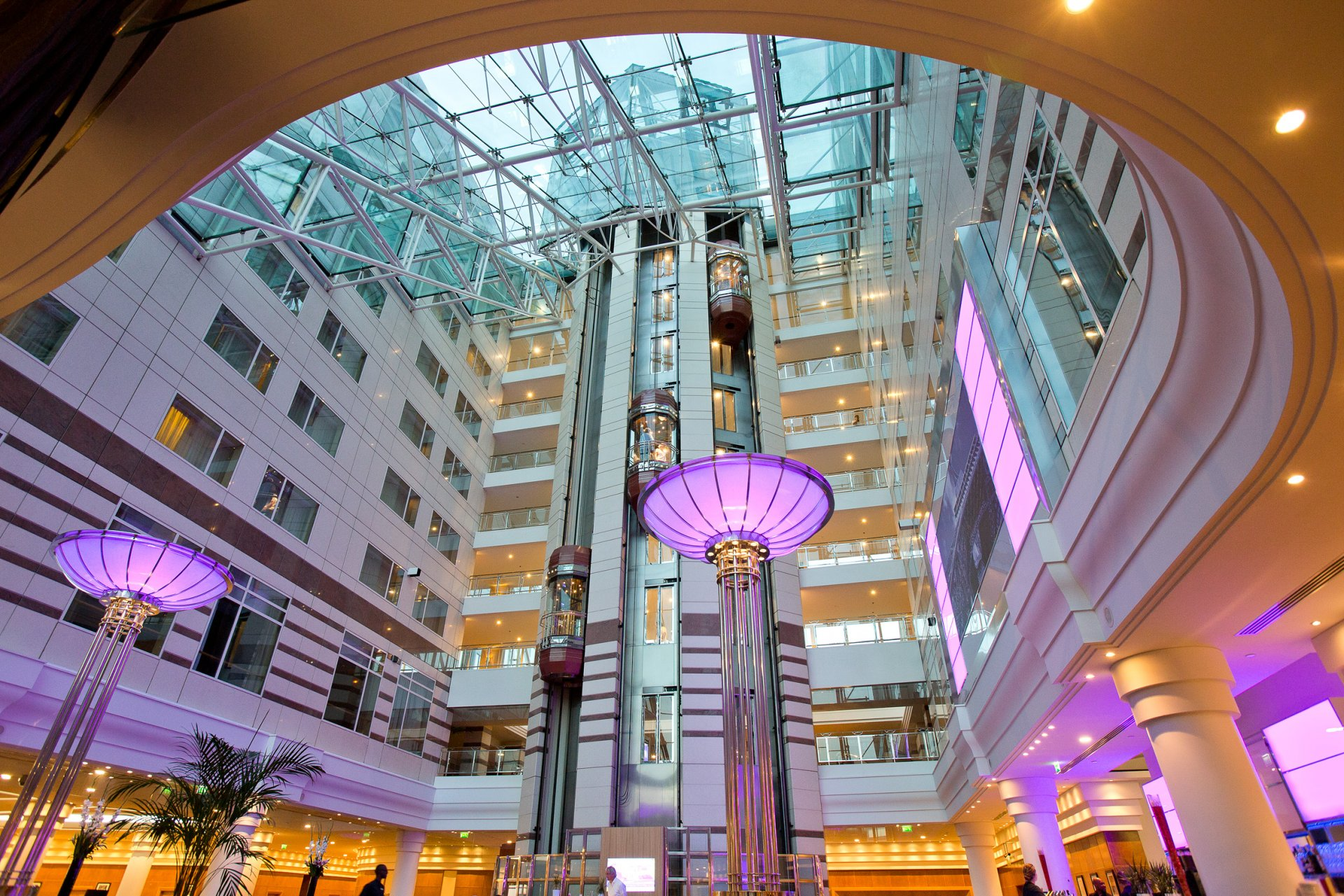 Hilton Paris Charles de Gaulle Airport****