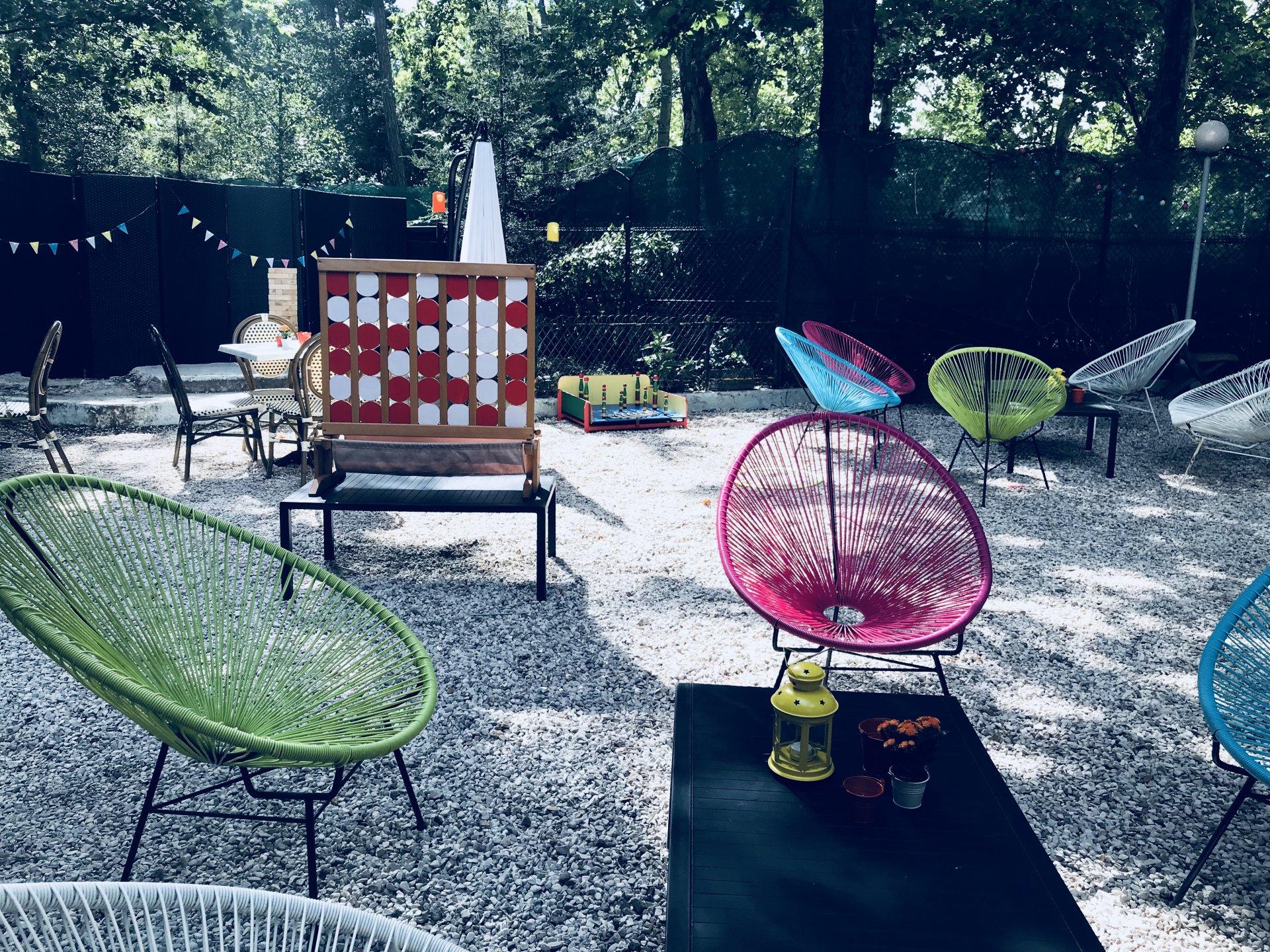 Repas entreprise chalet historiqueà l u2019orée du bois de Vincennes Paris restaurant groupe Paris  # Restaurant Bois De Vincennes