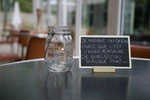 Restaurant Paris Le Chalet du Lac