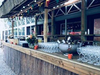 Cocktail chalet historique à l'orée du bois de Vincennes restaurant groupe PARIS 12 75