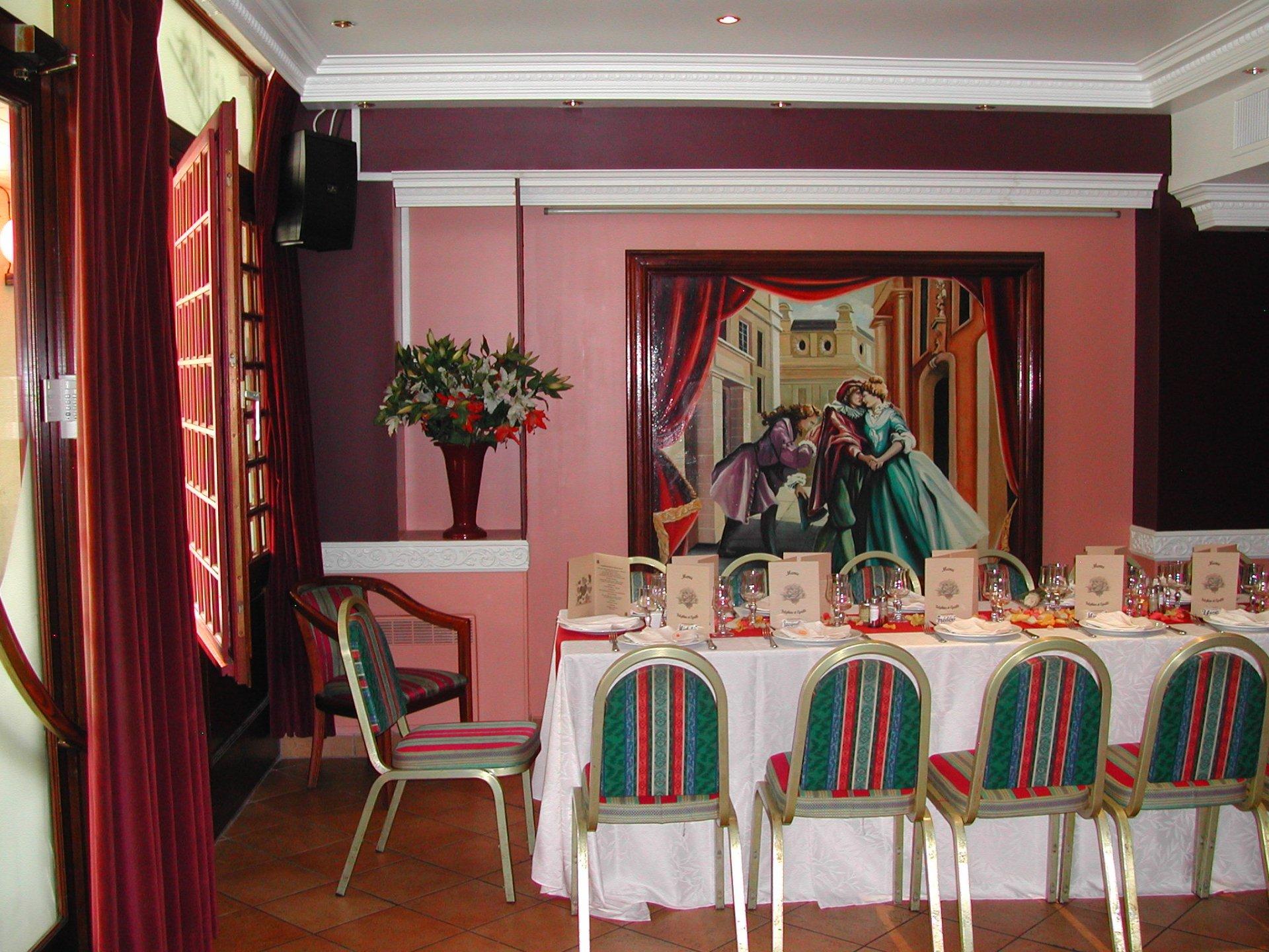 Restaurant Versailles Le Molière