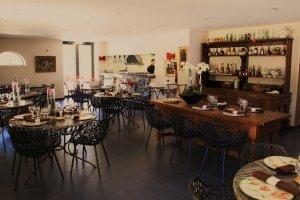 Restaurant Beaurecueil La Table de Beaurecueil