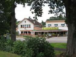 Restaurant Rouvres en Xaintois Auberge du Parc (88)
