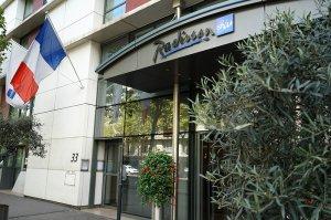 Restaurant Boulogne-Billancourt AOC Restaurant, Radisson Boulogne