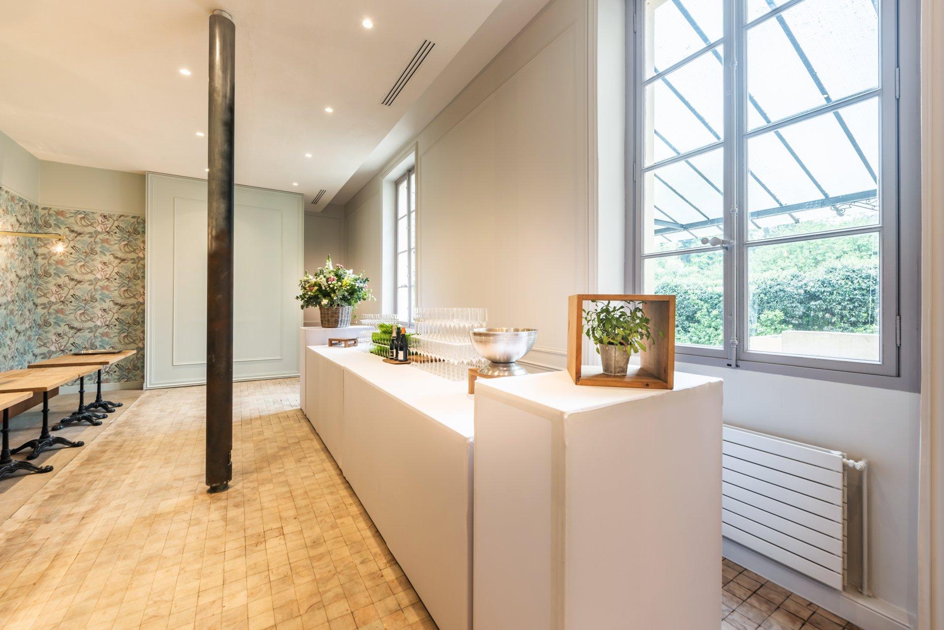 Produit ideal meetings events - Restaurant jardin des plantes toulouse ...