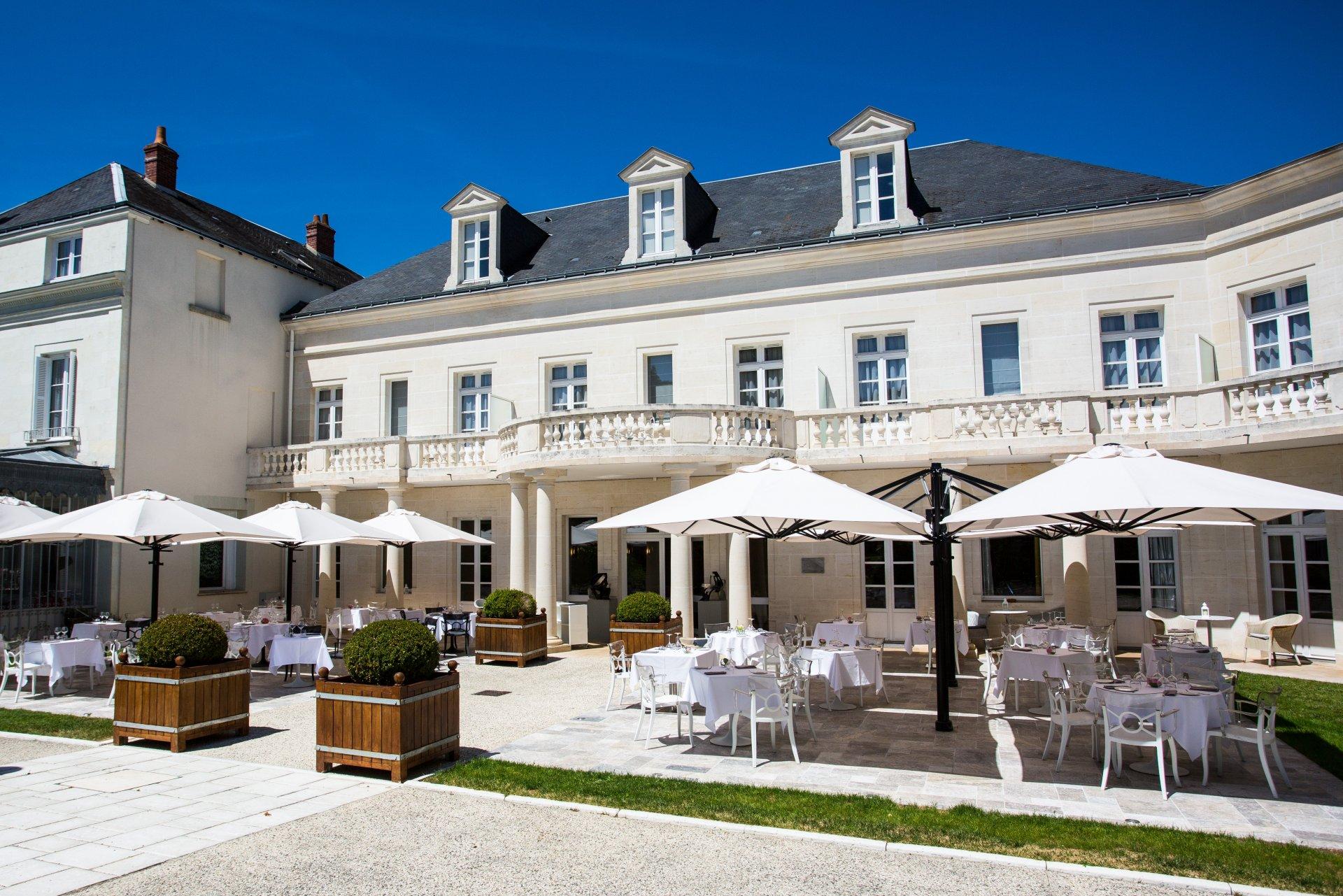 Clarion Hôtel Château Belmont Tours****