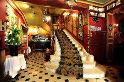 Repas entreprise Brasserie historique restaurant groupe PARIS 6 75