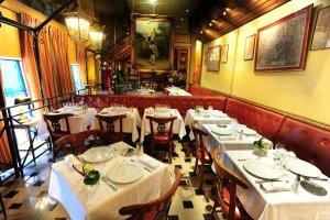 Restaurant Paris Le Procope