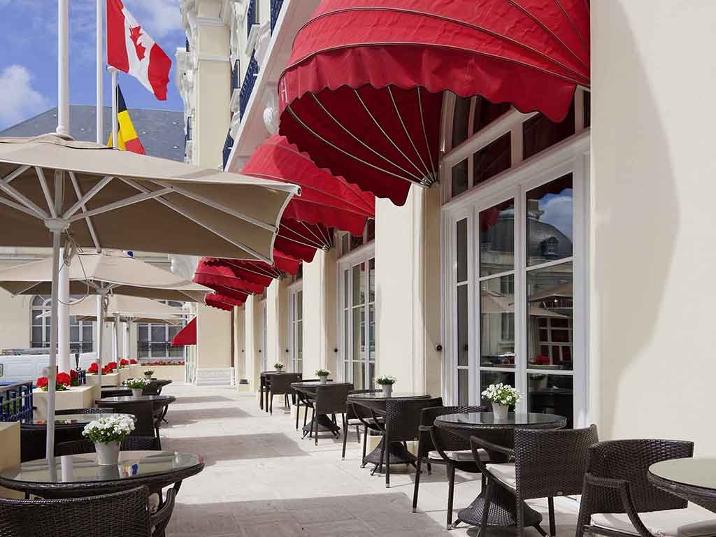 Le Grand Hôtel de Cabourg MGallery by Sofitel*****