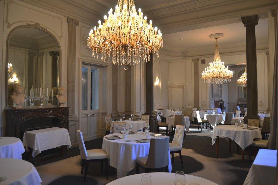 Restaurant Chancelade Restaurant du Château des Reynats Tentation