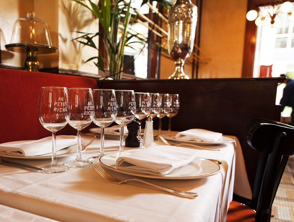 Restaurant Paris Au Petit Riche