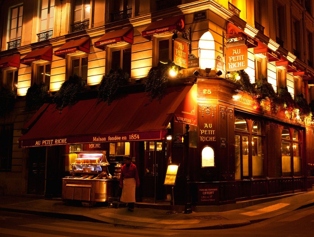Adresse Cafe Petit Paris