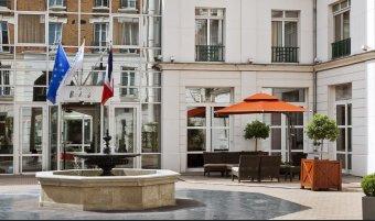 Cocktail dinatoire dans un calme absolu en plein Paris restaurant groupe PARIS 14 75
