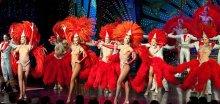Moulin Rouge Revue Féerie 21h, Champagne (week end)