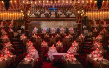 Moulin Rouge Revue Féerie 23h, Champagne (week end)