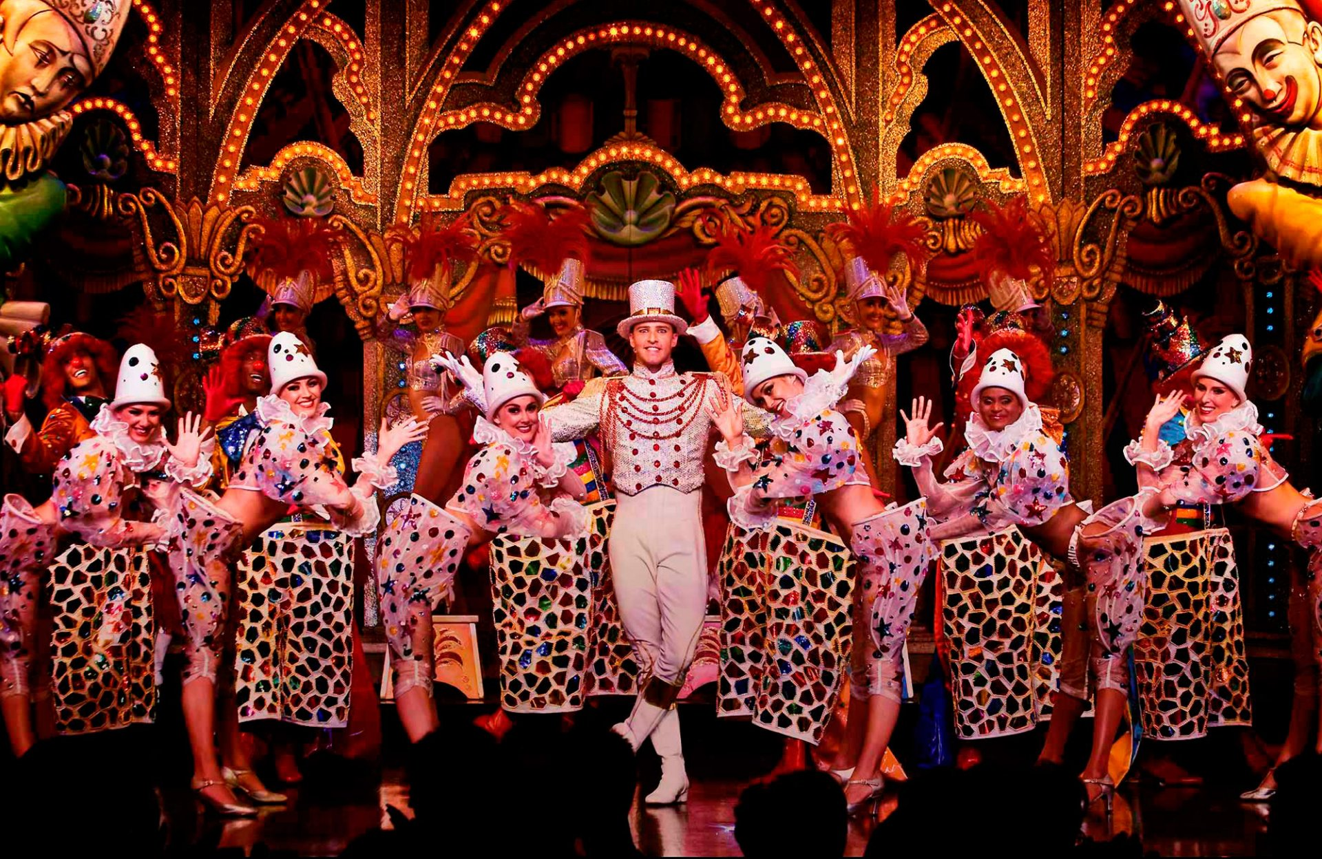 Moulin Rouge - Champagne Revue 21h (semaine)