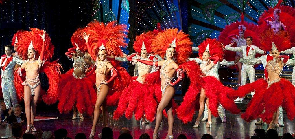 Moulin Rouge Revue Féerie 23h, Champagne (week end)