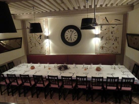 la gargotte lyon rh ne offrir cadeau restaurant. Black Bedroom Furniture Sets. Home Design Ideas
