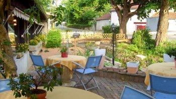 Restaurant Creuzier le Vieux La Fontaine (03)