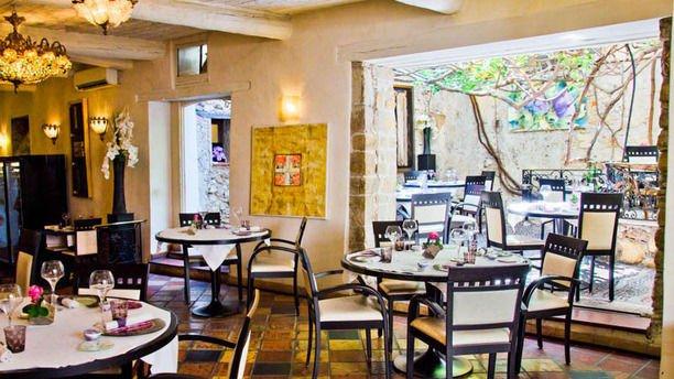 Restaurant Antibes Le Figuier de Saint Esprit