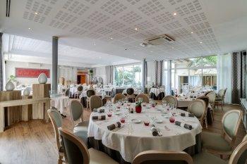 Restaurant Bergères-les-Vertus Hostellerie du Mont Aimé
