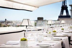 Restaurant Paris La Maison Blanche
