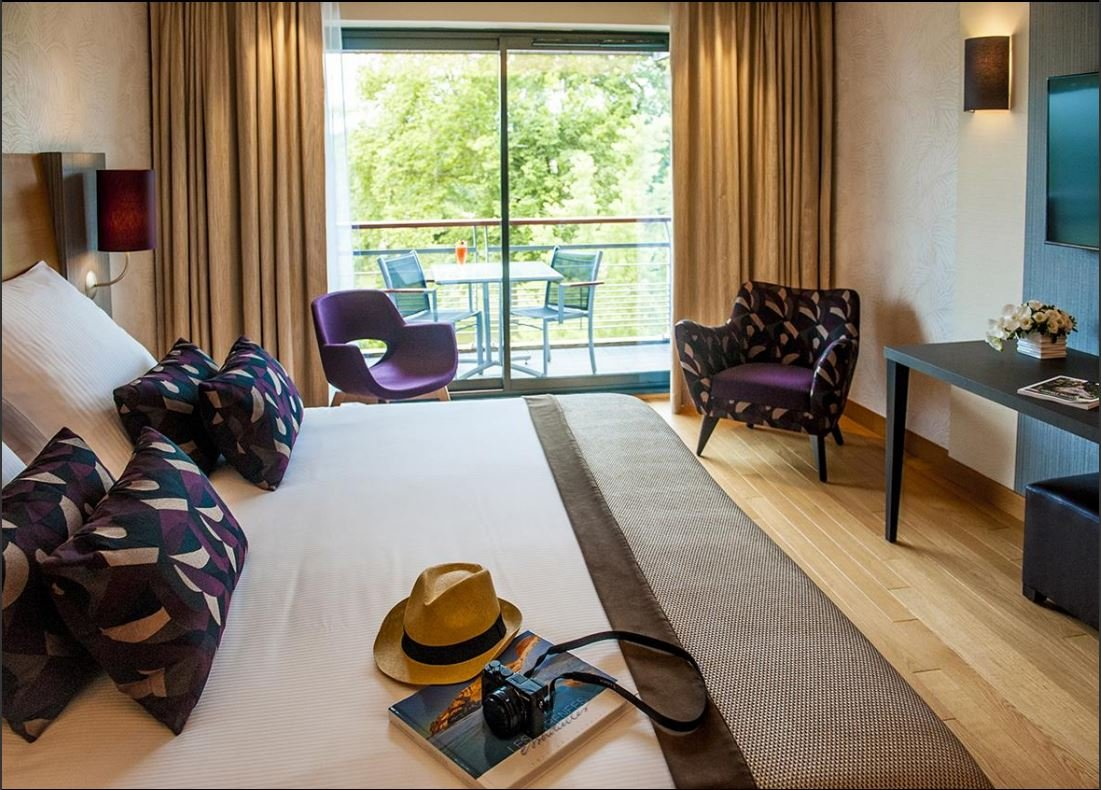 Hôtel Parc Beaumont MGallery by Sofitel*****
