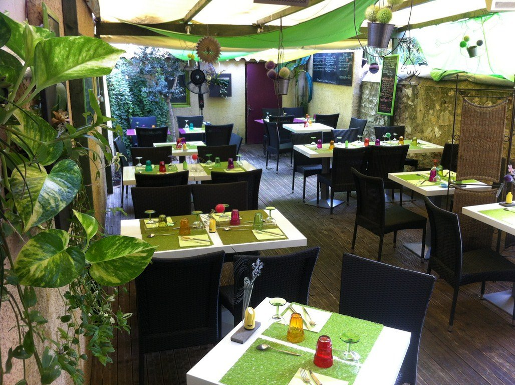 Le jardin des arts marseille bouches du rh ne offrir - Restaurant le jardin marseille ...
